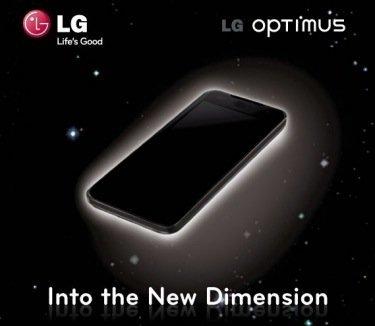 El LG Optimus 3D podría abrir la carrera por los móviles 3D sin gafas