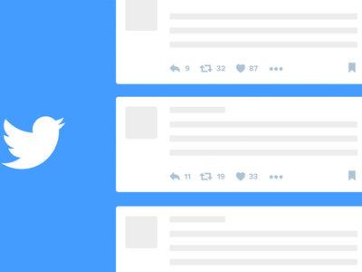 """Twitter anuncia otra nueva funcionalidad: guardar tuits para """"leer más tarde"""""""