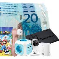 17 gadgets y accesorios por menos de 20 euros rebajadísimos en el Prime Day 2020 de Amazon