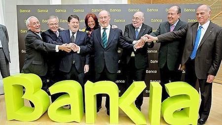 Enhorabuena Bankeros por los 35.500 millones de euros que nos va a costar Bankia
