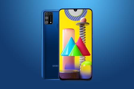 Samsung Galaxy M31 llega a México: cámara de 64 megapixeles y batería de 6,000 mAh para la gama media-alta, este es su precio
