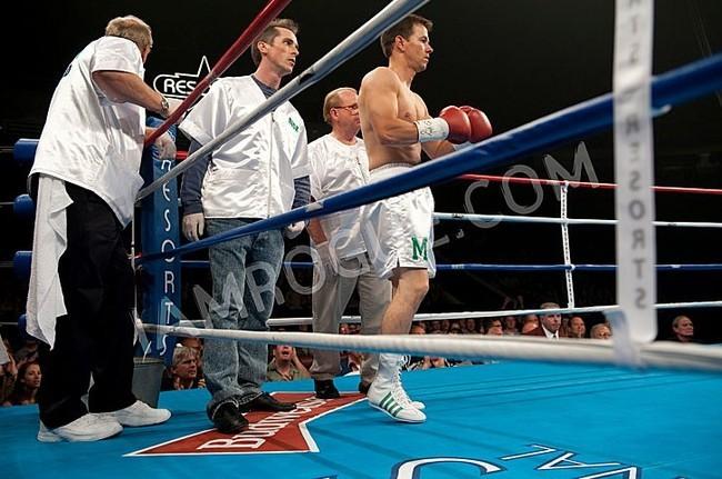 Foto de 'The Fighter' con Christian Bale y Mark Wahlberg, primeras imágenes de la película (3/9)