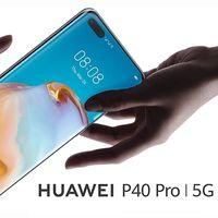 Esta semana, tuimeilibre te deja el Huawei P40 Pro 5G 8GB+256GB por unos superrebajados 679 euros