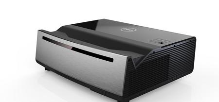Este proyector láser de Dell te acerca el 4K en 130 pulgadas de pantalla... si puedes permitirte comprarlo