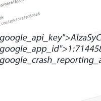 """Los desarrolladores descuidados dejan al descubierto """"secretos"""" en sus APK, y eso no es bueno"""