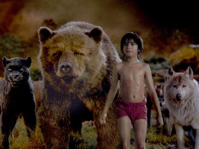 Taquilla española | Mowgli sigue siendo el rey de la cartelera (por poco tiempo)