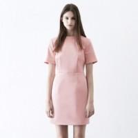 Vestido Rosa Warehouse 1