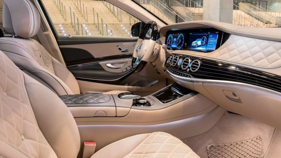 Foto de Mercedes-Maybach S560 2018 (5/11)