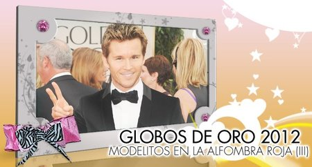 Los Globos de Oro 2012: por supuesto que ellos también saben vestirse para la ocasión