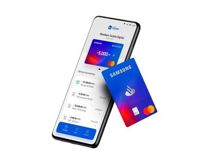Samsung lanza su primera tarjeta de débito en México: en alianza con Santander y Mastercard, con beneficios exclusivos para usuarios