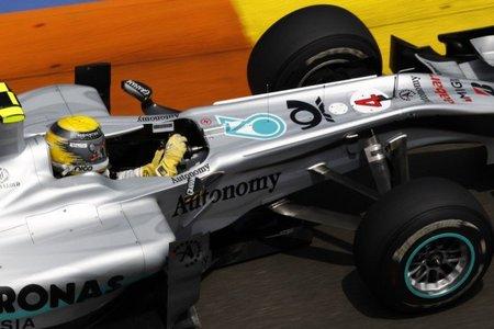 Nico Rosberg no quiere que se abandone el desarrollo del MGP W01