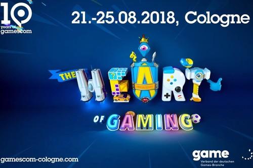 Gamescom 2018: fechas, horarios de las conferencias, emisiones en directo y todo lo que necesitas saber