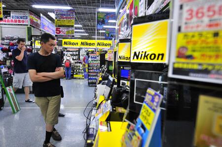 Nikon Deja De Fabricar Camaras En Japon 2