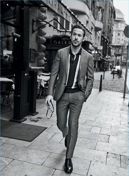Ryan Gosling 2016 Gq Photo Shoot 008