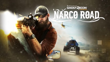 Ghost Recon Wildlands Narco Road Dlc