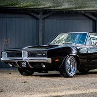 El gemelo del Dodge Charger de 'Bullit', que perteneció a Bruce Willis y Jamiroquai, a subasta
