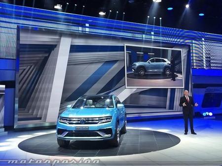 Volkswagen Cross Coupé GTE, en vivo desde el NAIAS 2015