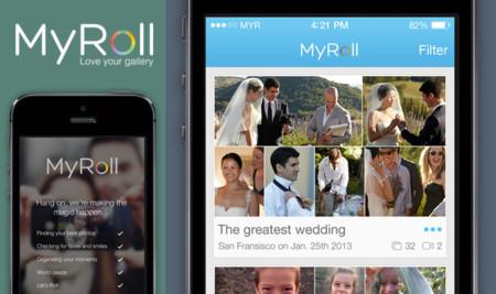 MyRoll aspira a sustituir el carrete de tu iPhone con una galería más inteligente y práctica