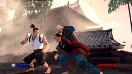 He aquí las primeras imágenes del remake de 'Karateka', un clásico entre los clásicos