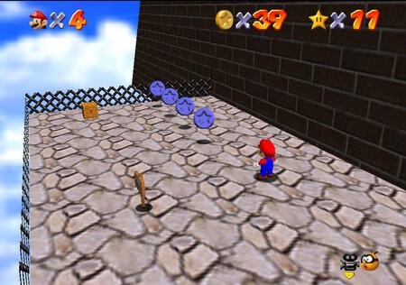 Super Mario 64: cómo conseguir la estrella de las 100 monedas en Whomp's Fortress