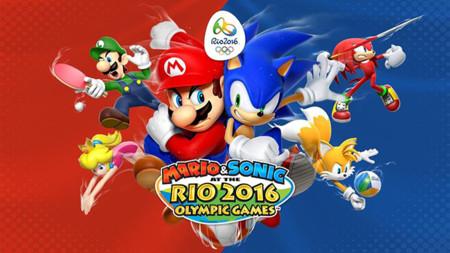 ¿Todavía no te decides? Aquí hay 45 minutos de gameplay de Mario & Sonic at the Rio 2016 Olympics Games
