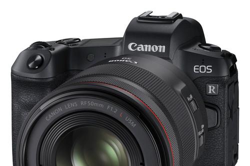 Canon EOS R: así es la nueva cámara sin espejo y con sensor Full Frame que aspira a plantar cara a las CSC de Sony y Nikon