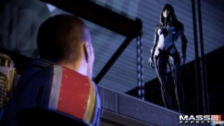 'Mass Effect 2', esta chica tan mona es Kasumi, el nuevo personaje descargable