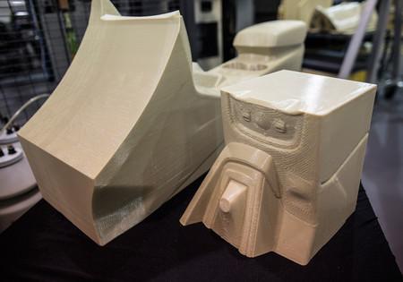 ¿Un coche impreso en 3D? Ford ya está manos a la obra