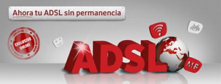 Vodafone elimina el compromiso de permanencia de sus promociones de ADSL