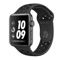 En el Super Weekend de eBay, el Apple Watch Series 3 Nike+ en gris espacial, sólo cuesta 289,99 euros