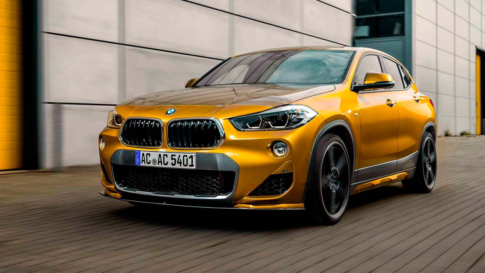 Foto de BMW X2 AC Schnitzer (9/11)
