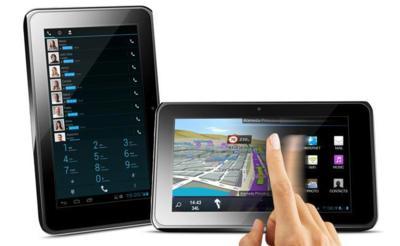 Vexia evoluciona los Navlets añadiendo conectividad 3G