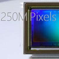 Canon va a lanzar un increíble sensor CMOS APS-H de 250 Mpíxeles pero no, no es para ninguna cámara convencional
