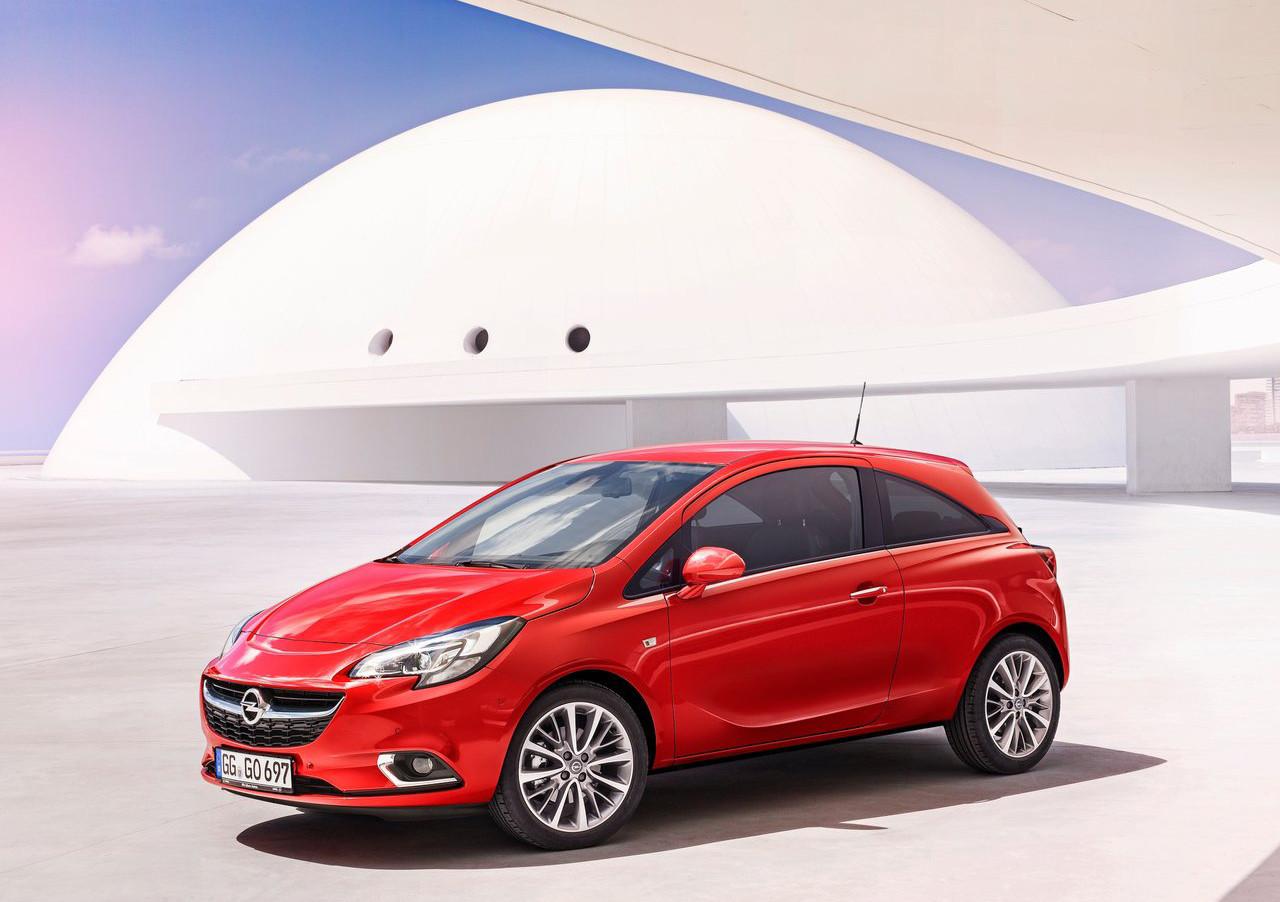 Foto de Opel Corsa (comparativa) (11/47)
