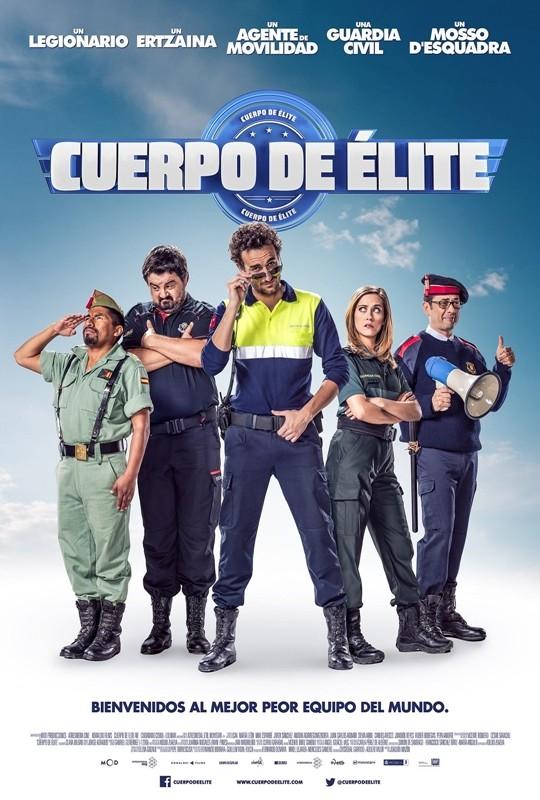 Cuerpo De Elite 56082