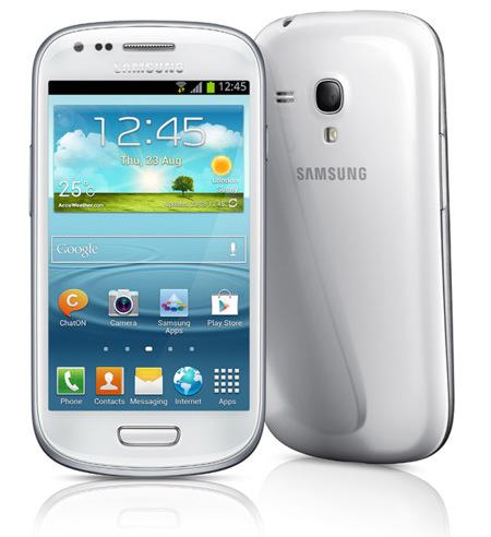 Samsung Galaxy SIII Mini, a fondo