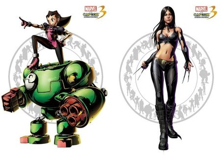 'Marvel vs. Capcom 3'. X-23 entra en escena [TGS 2010]