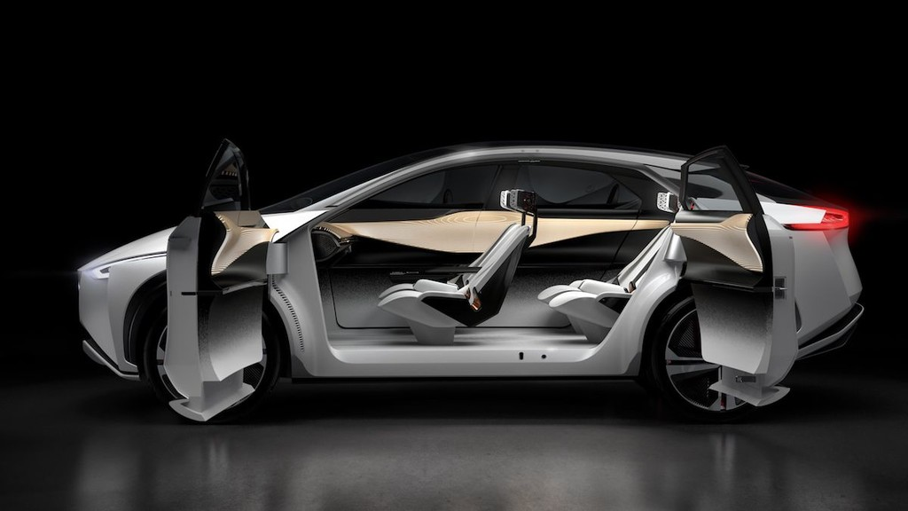 Nissan Imx Zero Emission 2