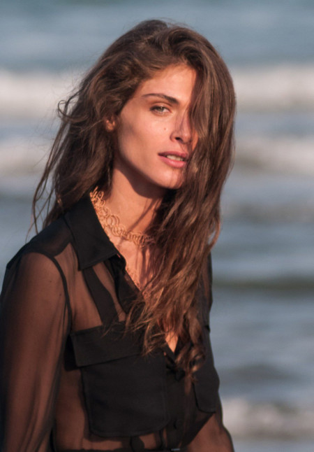 Elisa Sednaoui en #Venezia72, who's that girl?