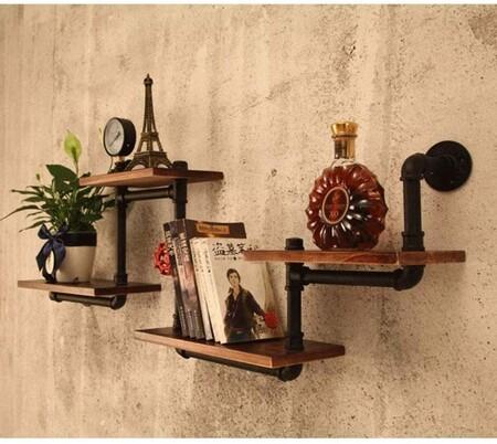 13 ideas decorativas para sumar un detalle nórdico, elegante, industrial y muy masculino a tu espacio de Home Office