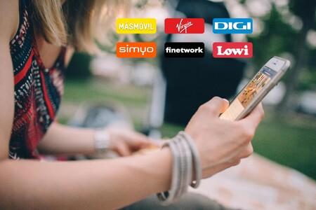 Simyo ataca a Digi, Lowi, Pepephone, O2, MásMóvil, Virgin y otros: comparamos sus tarifas de fibra y móvil