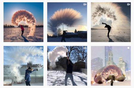 Boiling Water Challenge, el frío en Chicago propicia otro reto peligroso en Internet que ya ha enviado a varios al hospital
