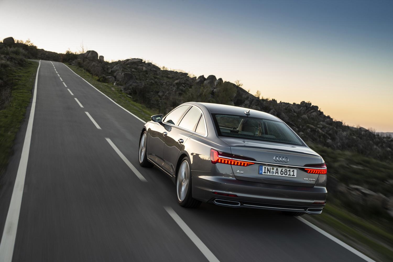 Foto de Audi A6 2018, toma de contacto (83/118)