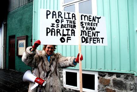 Islandia: décimo aniversario de la gran estafa