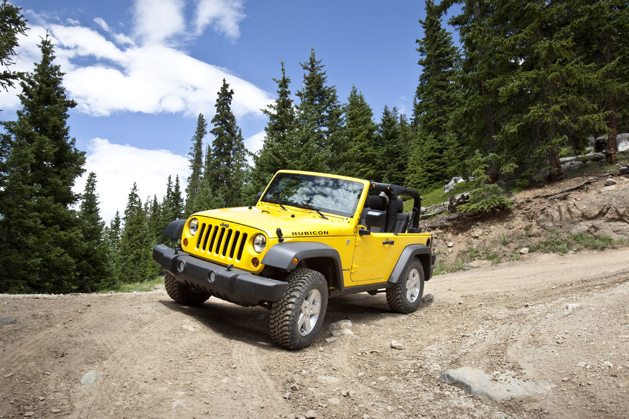 Foto de 2011 Jeep Wrangler (10/27)