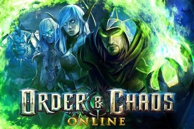 El MMORPG, Order & Chaos, ya está disponible en Windows Phone 8