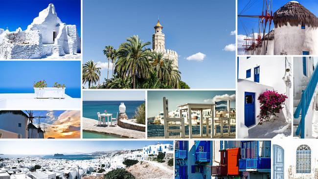 Sevilla Moodboard