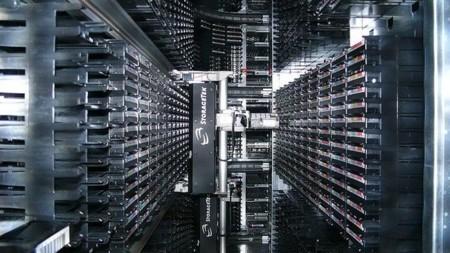 Cintas magnéticas, el retro-futurista sistema de almacenamiento en los grandes centros de datos
