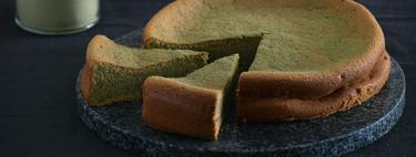 Bizcocho de té matcha o té verde japonés: receta para una dulce merienda diferente (y esponjosa)