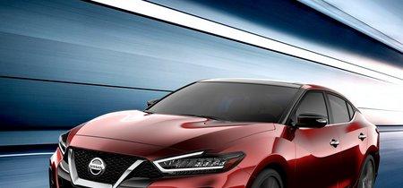 Nissan presentará el renovado Maxima 2019 en el Auto Show de Los Ángeles
